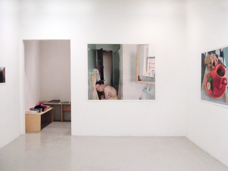 Scalo Project Space, New York, NY, 2004